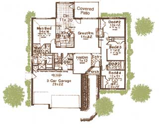 House Plans with Games Rooms Page 1 at Westhome Planners